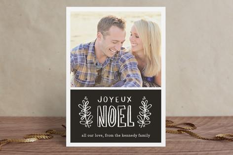 Chalk Holiday Holiday Postcards