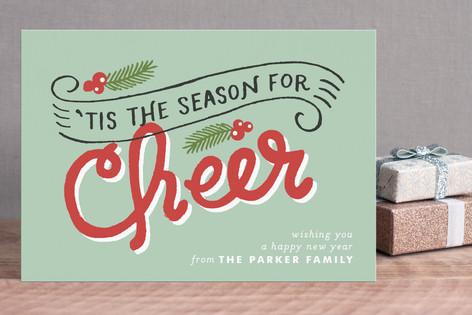 Cheer Season Holiday Postcards