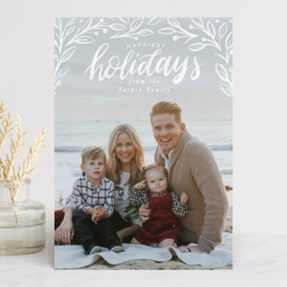 Botanic Blessings Holiday Postcards