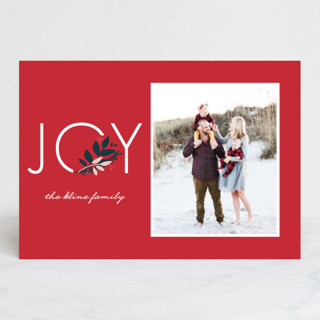 Joy to You Holiday Postcards