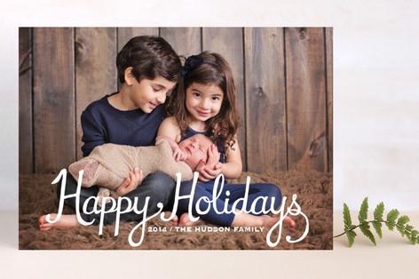 Classic Christmas Holiday Postcards