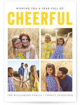 year full of cheerful by Susan Asbill