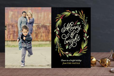 Currant & Juniper Holiday Postcards