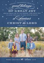 Luke 2 Holiday Postcards