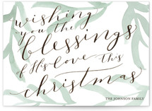 leafy blessings