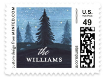 Hope Shines Holiday Stamps
