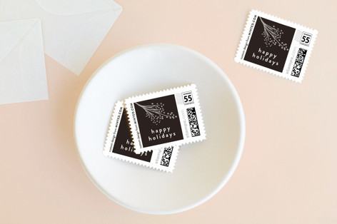 madeleine Holiday Stamps