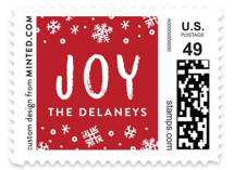 Snow Good Holiday Stamps