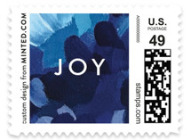 Frost Garden Holiday Stamps