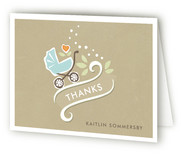 Road Trip Baby Shower Thank You Cards