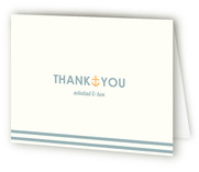Baby Boat Baby Shower Thank You Cards