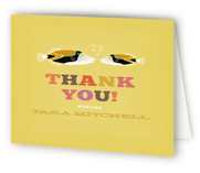 Tropical Shower Baby Shower Thank You Cards