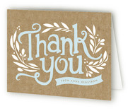Show Poster Baby Shower Thank You Cards
