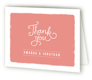 Sealed with Love Baby Shower Thank You Cards