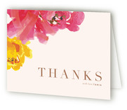 Guapa Baby Shower Thank You Cards