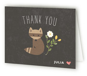 Baby on the Way Baby Shower Thank You Cards