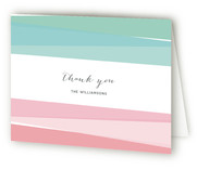 Gender Unwrapped Baby Shower Thank You Cards