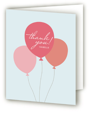 Special Delivery Baby Shower Thank You Cards