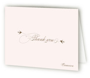 La Couronne Baby Shower Thank You Cards