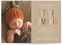 Little Pumpkin by Ellis