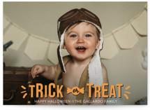 Sweet Treat Halloween Postcards