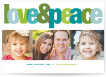 Love & Peace by Platinum Daisy Designs