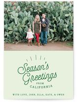 Season's Greetings From..