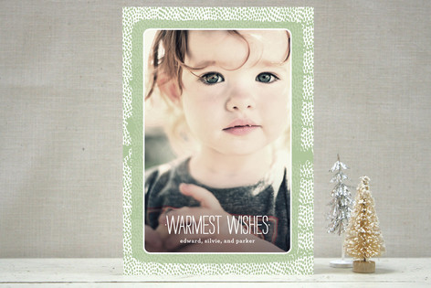 Just Dotty Holiday Photo Cards