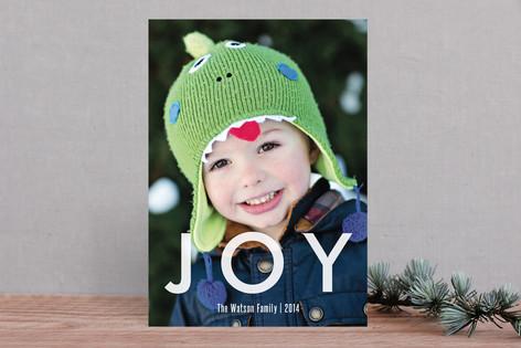 Big Joy Holiday Photo Cards