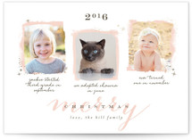 Our Year Holiday Photo Cards