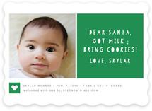 Santa Bring Cookies!