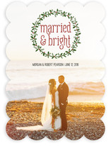 Married and Bright Wreath