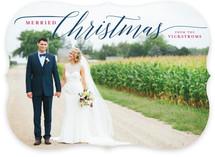 Married Christmas Couple