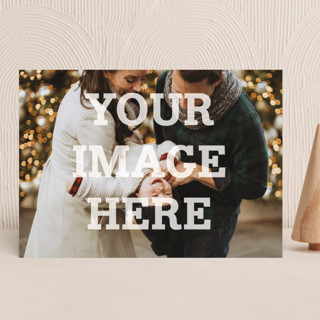 The Big Picture Holiday Photo Cards