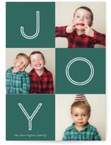 criss-crossed joy