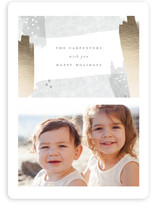 Winterscape Holiday Photo Cards