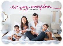 Let Joy Overflow
