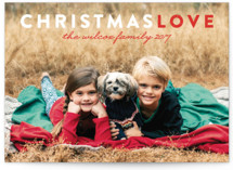 Christmas Love by Snow and Ivy