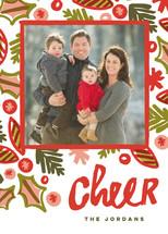 Crazy Festive Holiday Photo Cards