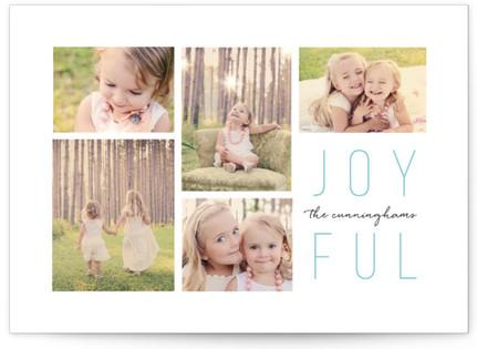Joyful Multi Holiday Photo Cards