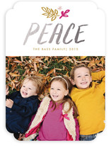 Lettered Peace
