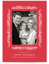 Classic Holiday Frame by Alethea and Ruth