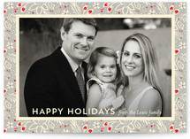 Xmas In My Memory Holiday Photo Cards