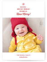 How Merry! Holiday Photo Cards