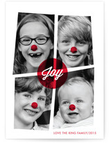 Red nose by chica design