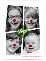 Red nose
