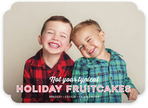 Holiday Fruitcakes