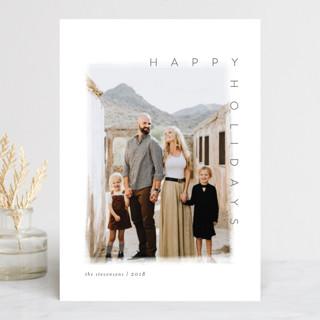 Marzipan Holiday Photo Cards