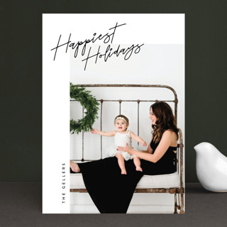 linzer Holiday Photo Cards