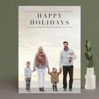 Martha's Vineyard Holiday Photo Cards